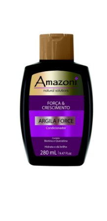 CONDICIONADOR AMAZONI ARGILA FORCE 280 ML