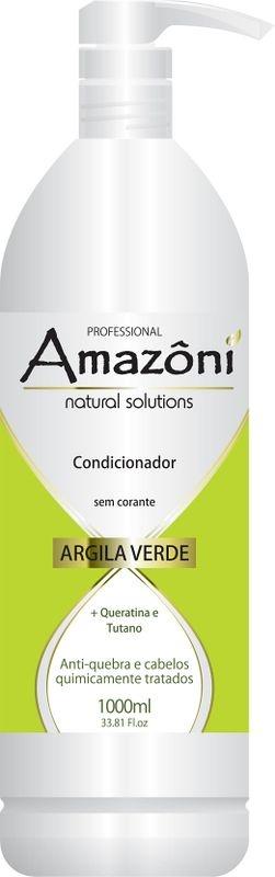 CONDICIONADOR AMAZONI ARGILA VERDE 1 LITRO