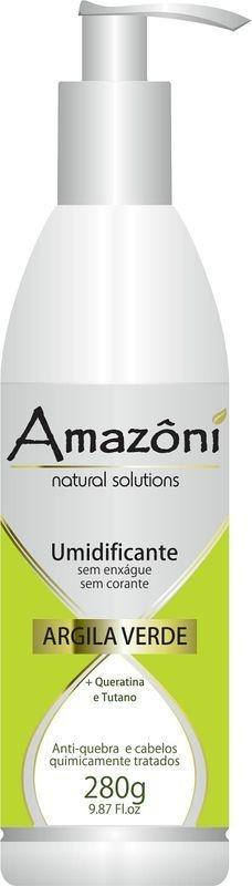 UMIDIFICANTE AMAZONI ARGILA VERDE 280 GR