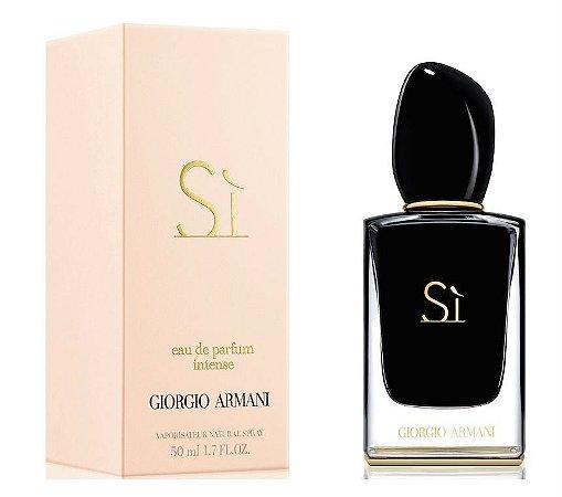 Armani - Si Intense Feminino Eau de Parfum