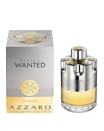 Azzaro Wanted Eau de Toilette Masculino