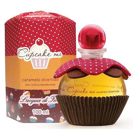 Cupcake Me Caramelo Divertido Deo-Colônia Feminino 100ml