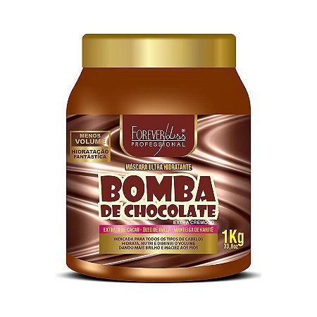 Máscara Bomba de Chocolate Forever Liss