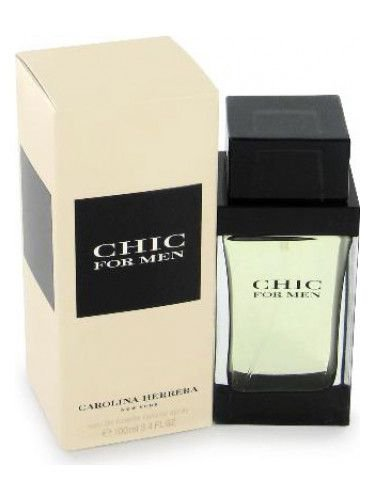 Chic For Men Masculino Eau de Toilette Carolina Herrera