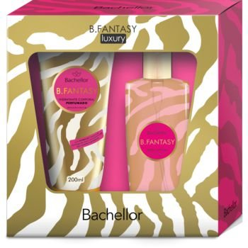 Kit B. Fantasy com hidratante perfumado e Body Splash - Bachellor