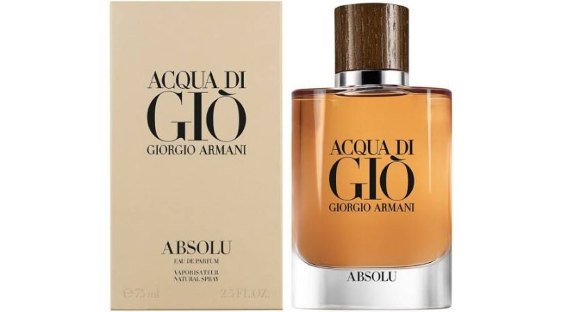 Acqua di Gio Absolut Eau de Parfum Masculino Armani