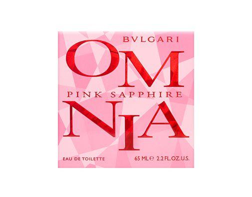 Omnia Pink Sapphire Feminino Eau de Toilette Bvlgari