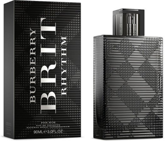 Burberry Brit Rhythm For Him Masculino Eau de Toilette 90ml
