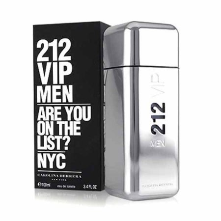 212 VIP Men Eau de Toilette Carolina Herrera