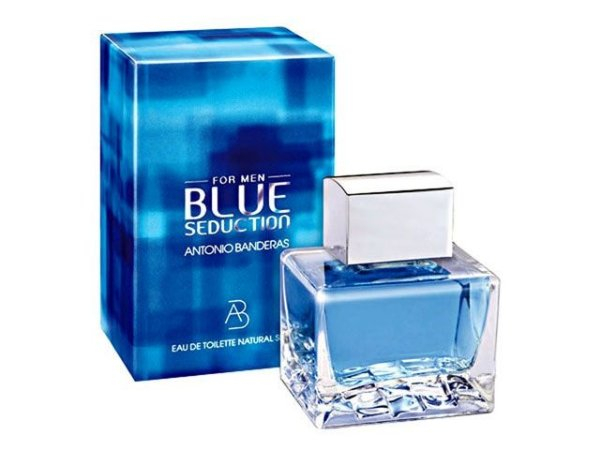 Blue Seduction Eau de Toilette Masculino - Antonio Banderas