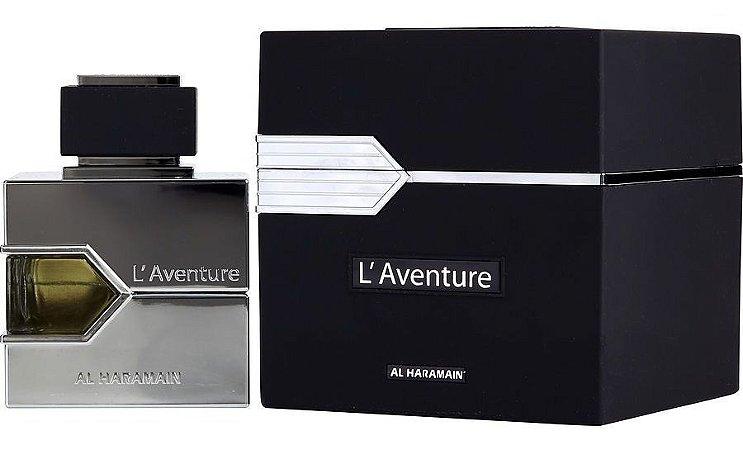 L'Aventure Eau de Parfum Masculino - Al Haramain