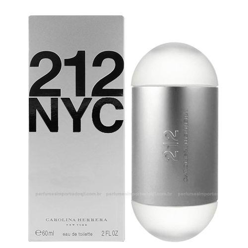 212 NYC Feminino Eau de Toilette Carolina Herrera