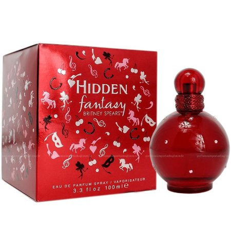 Britney Spears - Hidden Fantasy Eau de Parfum