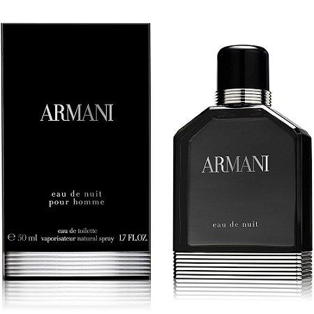 Armani - Eau de Nuit Masculino Eau de Toilette