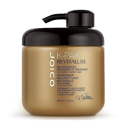 Joico - K Pak Revitaluxe Bio-Advanced Restorative Treatment 480ml
