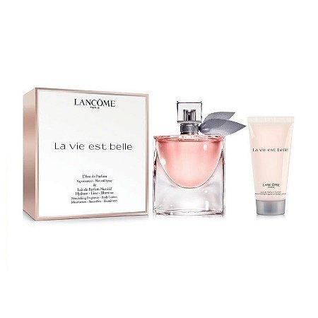 Lancôme - Kit La Vie Est Belle Feminino Eau de Parfum - 50 ml + Body Lotion 50 ml