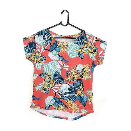 T-Shirt - Regatão - Vestido, Adulto ou Infantil - Tal Mãe Tal Filha Cód.5180