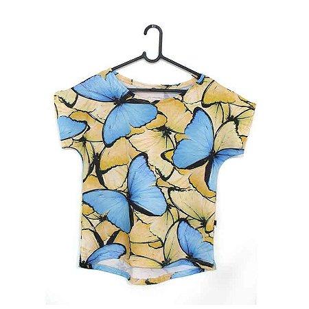 T-Shirt - Regatão - Vestido, Adulto ou Infantil - Tal Mãe Tal Filha Cód.5186