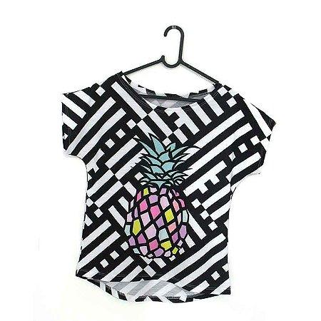 T-Shirt - Regatão - Vestido, Adulto ou Infantil - Tal Mãe Tal Filha Cód.5200