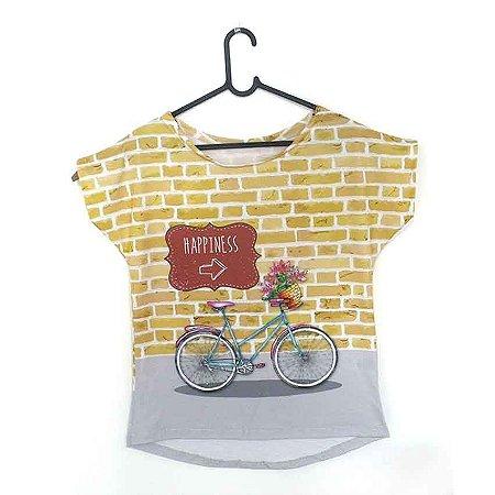 T-Shirt - Regatão - Vestido, Adulto ou Infantil - Tal Mãe Tal Filha Cód.5234