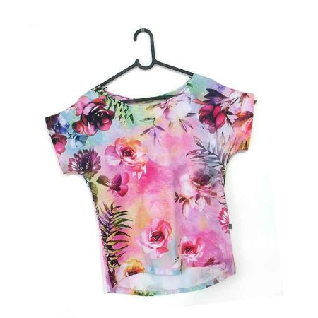 T-Shirt - Regatão - Vestido, Adulto ou Infantil - Tal Mãe Tal Filha Cód.5252