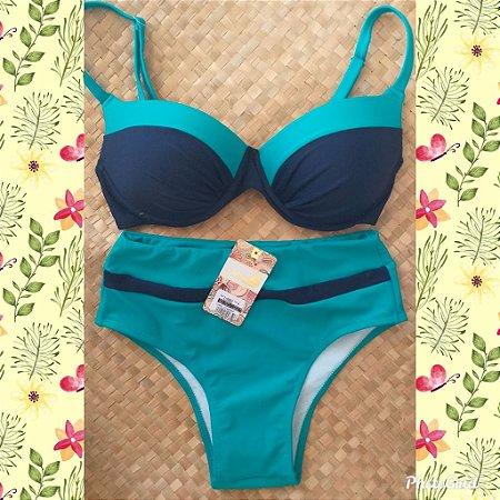 Bikini Summer Times - Blue - P, M e G
