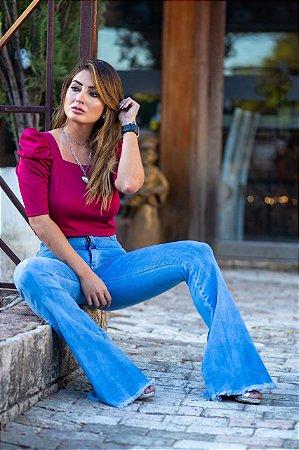 Calça Jeans BELL Claro 36 ao 44 - Pronta Entrega