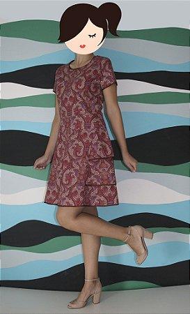 Vestido Vitrais