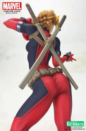 Lady Deadpool - Bishoujo Statue
