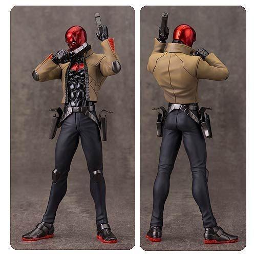 The New 52: Red Hood 1/10 Artfx - Kotobukiya
