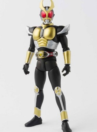 Kamen Rider - Agito (Ground Form)