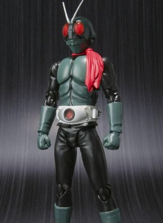 Kamen Rider 1 - Sakurajima Ver. - Kamen Rider