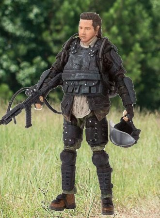 Eugene Porter - The Walking Dead - Series 8 - McFarlane