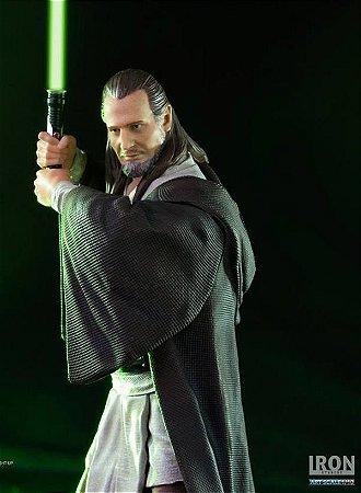 Star Wars Serie 2 : Qui-Gon Jinn - 1/10 Art Scale