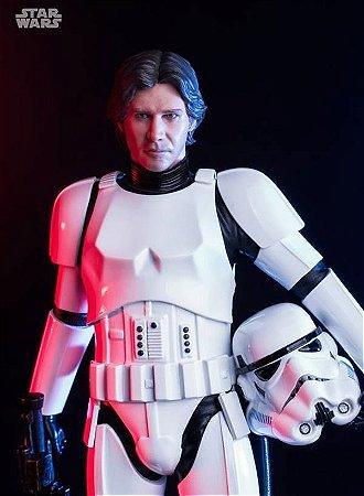 Star Wars : Han Solo in Stormtrooper Disguise - Art Scale 1/10