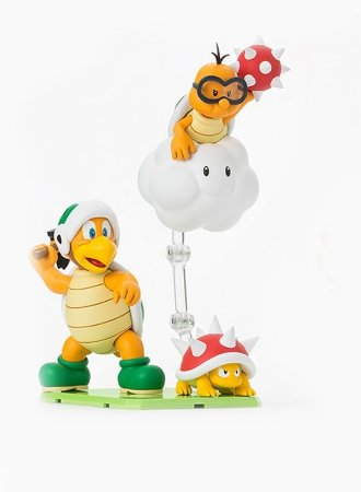 Play Set E - Super Mario Bros - S.H.Figuarts