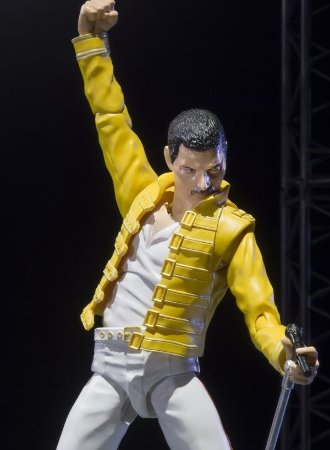 Freddie Mercury - S.H Figuarts