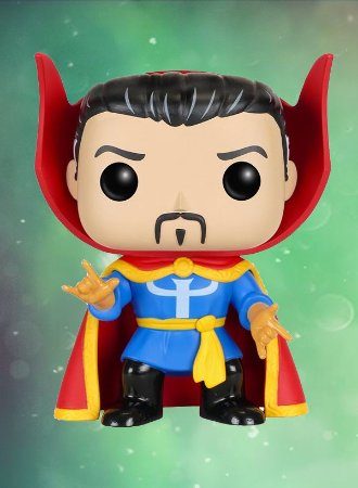 POP! Funko: Marvel - Doctor Strange