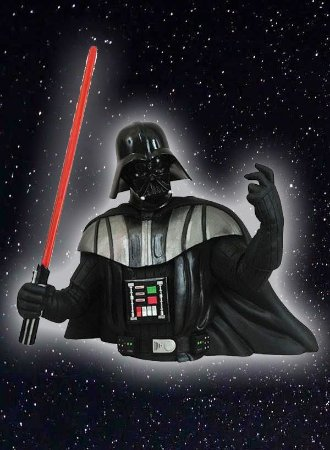 Cofre Star Wars - Darth Vader