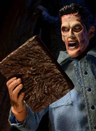 Evil Dead 2 – 8″ Clothed Action Figure – Deadite Ash