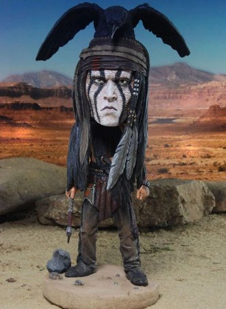Neca HeadKnocker : Tonto
