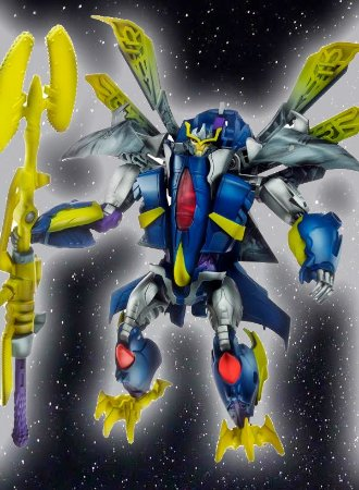 Transformers Prime:  Beast Hunters - Dreadwing