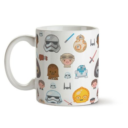 "Caneca ""Star Wars ep. VII"""