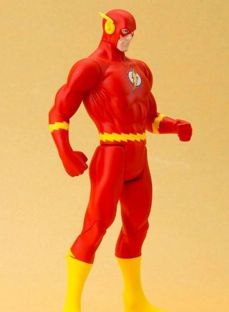 Classic Flash - Super Powers - ArtFX+Statue - Kotobukiya