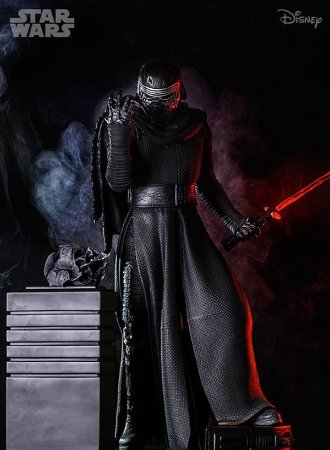Star Wars Episode VII Kylo Ren - 1/4 Legacy Replica