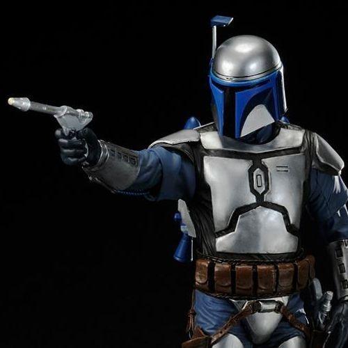 Star Wars: Jango Fett ARTFX+