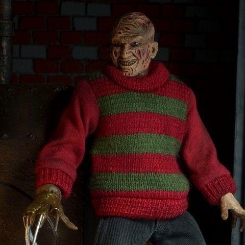 "Freddy Krueger 8"" Action Doll"