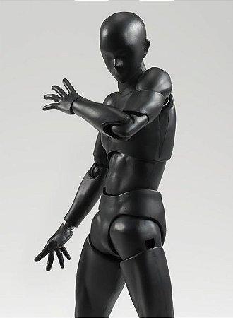 Man (Solid Black Color Ver.) - S.H.Figuarts