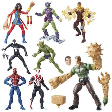 Marvel Legends : Amazing Spider-Man  Wave 7