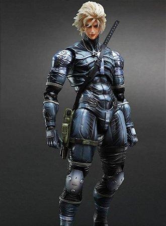 Metal Gear Solid 2: Raiden
